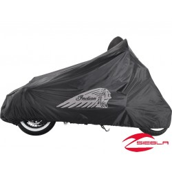 Indian® Chief® All-Weather Cover- Black By Indian Motorcycle®