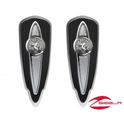 BILLET PINNACLE DRIVER FLOORBOARDS - BY INDIAN MOTORCYCLE®