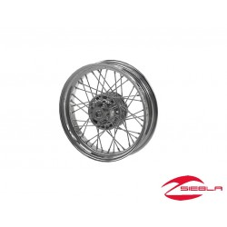 Chrome Laced Front Wheel by Indian Motorcycle