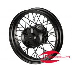 Black Laced Rear Wheel by Indian Motorcycle