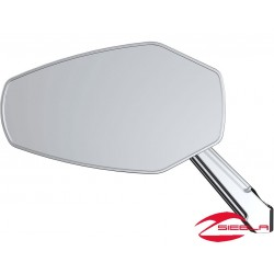 CHROME VICTORY BEVELED MIRRORS BY VICTORY MOTORCYCLES