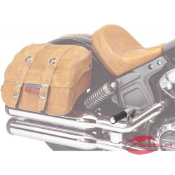 PASSENGER PEGS BY INDIAN SCOUT MOTORCYCLE