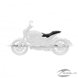 TRACKER SEAT AND BASE COWL PACK - THUNDER BLACK PEARL