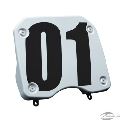 FRONT NUMBER PLATE