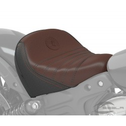 Asiento Sport by Indian Scout Negro