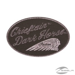 CHIEF DARK HOUSE PATCH BY INDIAN MOTORCYCLE®
