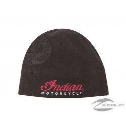 FLEECE BEANIE, BLACK BY INDIAN MOTORCYCLE