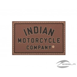 BROWN LEATHER PATCH BY INDIAN MOTORCYCLE®
