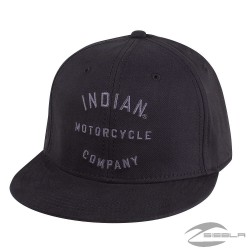 LOGO HAT- GREY BY INDIAN MOTORCYCLE®