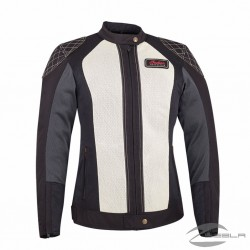 CHAQUETA MUJER SPIRIT - NEGRA BY INDIAN MOTORCYCLE®