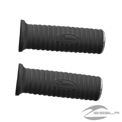 Heated Handlebar Grips - Black