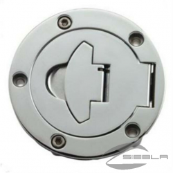 CHROME FUEL GAS CAP BY VICTORY HAMMER VEGAS JACKPOT