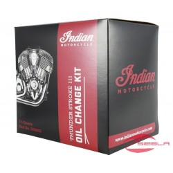 THUNDER STROKE OIL CHANGE KIT - BY INDIAN MOTORCYCLE®